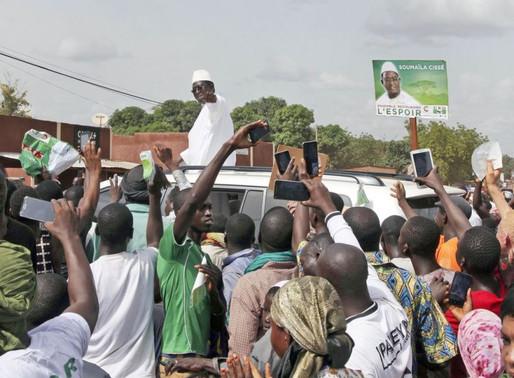 Polls open in Mali despite coronavirus threat, security fears