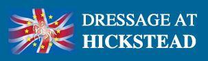 DRESSAGE AT HICKSTEAD, SUSSEX