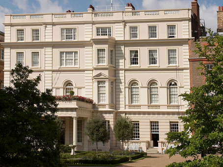 INVITATION TO RECEPTION AT CLARENCE HOUSE FOR EMILE IN RECOGNITION OF THE WORK THE FOUNDATION DOES.