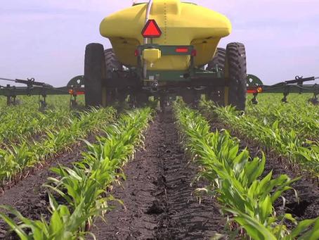 UAN – fertilizant lichid cu N pentru aplicări faziale