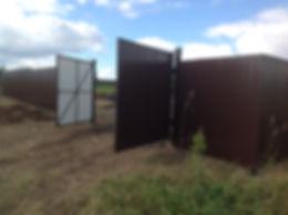 распашные ворота раздвижные красноярск установка монтаж изготовление