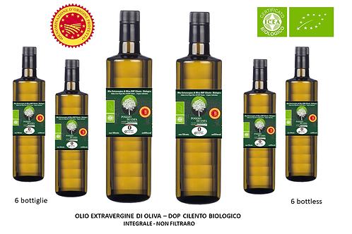 Conf. da 6  bottiglie - CLASSICUS BIO DOP Integrale