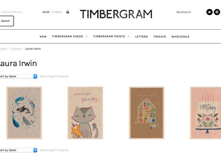 New partner - Timbergram