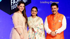 Palka Grover (Luxury President), Rupal Dalal (Executive Director of JD Institue) & Gaurav Grover (Founder & Chairman).
