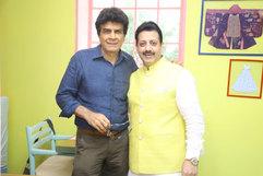 Nasir Abdulla (Actor) & Gaurav Grover (Founder & Chairman)