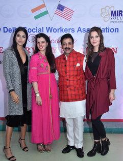 ...(), Palka Grover (Luxury President), Gaurav Grover (Founder & Chairman), & ...()