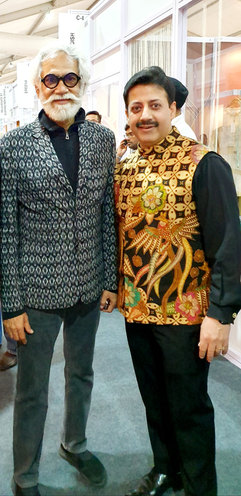Sunil Sethi (President of FDCI) & Gaurav Grover (Founder & Chairman)