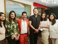 Pallavi Singh (Fashion Designer), Charu Parashar (Fashion Designer), Gaurav Grover (Founder & Chairman), Varun Bahl (Fashion Designer), Rina Dhaka (Fashion Designer), & Diksha Khanna (Fashion Designer)