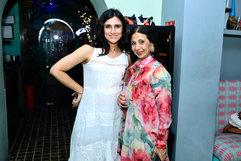 Rina Dhaka (Fashion Designer) & Leena Singh (Fashion Designer)