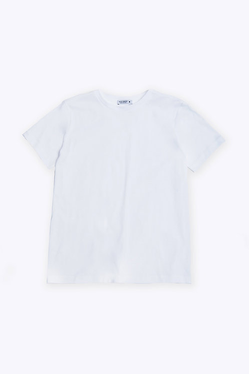 The T-shirt in White