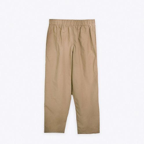 The Slip-On Pant in Khaki