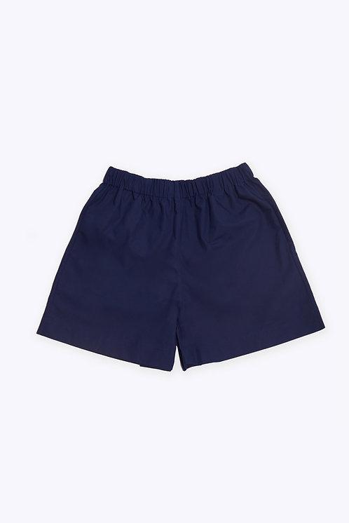 The Slip-On Short in Navy