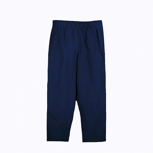 The Slip-On Pant in Navy