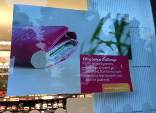 Sainsbury's communication fail