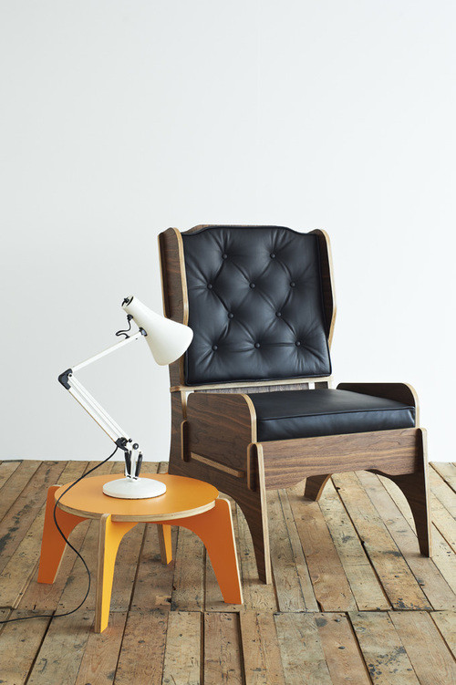 Hinton-Workshop_Wingback Armchair