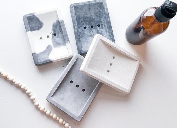 Concrete Soap Tray