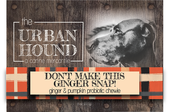 Don't Make This Ginger Snap!