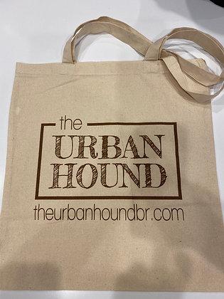 The Urban Hound Canvas Tote