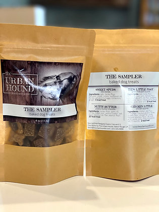 The Urban Hound Treat Sampler