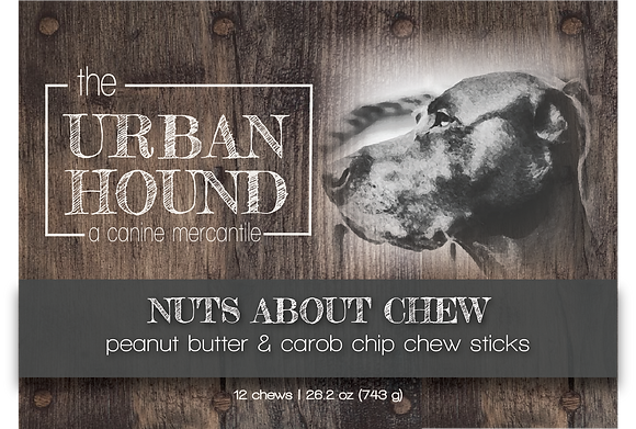Nuts About Chew