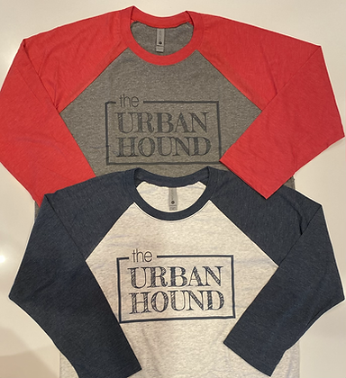 Urban Hound 3/4 Sleeve Raglan