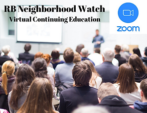 RB Neighborhood Watch Virtual Continuing