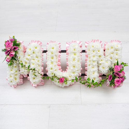 Massed Mum Letters