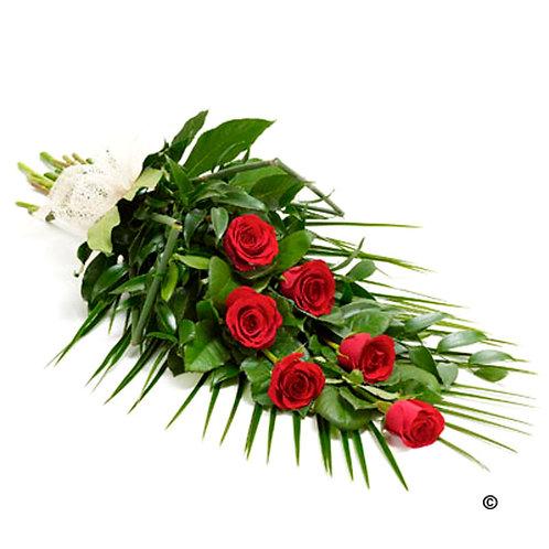 Red Rose Sheaf