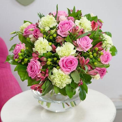 Strawberry & Cream Bouquet