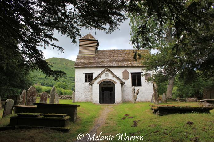 Capel y Ffin St Mary's Church