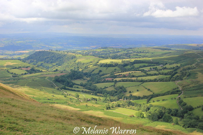 View from Offa's Dyke 3