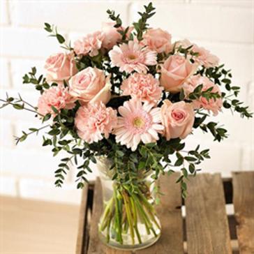 Mixed Pink Bouquet