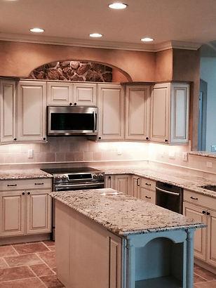 General conractor kitchen remodel