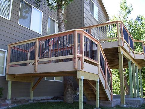 general contractor, construction company, construction companies, deck replacement, centennial, ken caryl