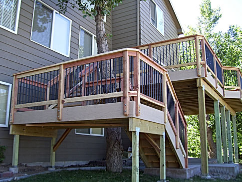 general contractor, construction company, construction companies, deck replacement, centennial, ken caryl