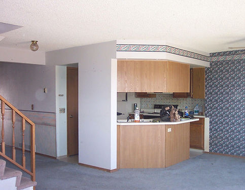 home improvement contractor, home improvement, remodeling contractor, before and after, kitchen remodel, lone tree, ken caryl