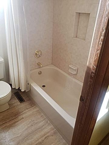 Bathroom remodel in Roxborough