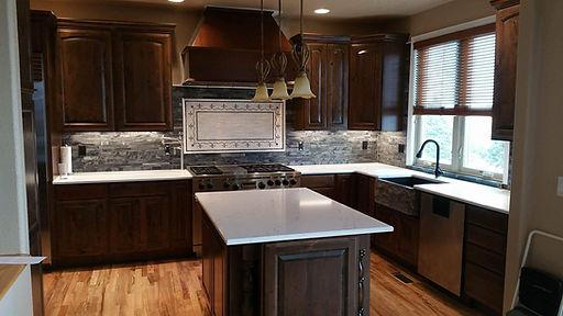 General contractor kitchen remodel Roxborough