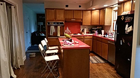 remodeling, remodeling contractor, remodeling company, before and after, kitchen remodel
