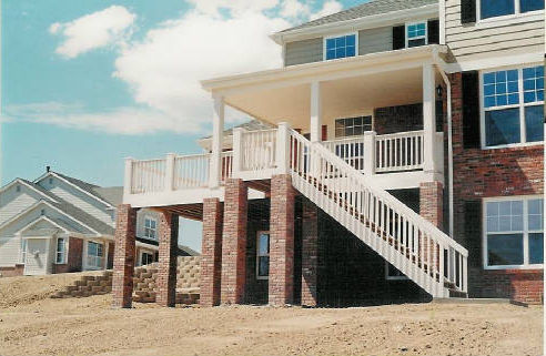 construction companies, remodeling contractors, deck replacement, highlands ranch, centennial