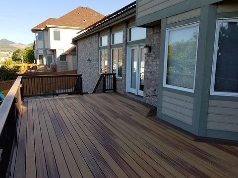 deck replacement companies, deck replacement, general contractor, roxborough, highlands ranch