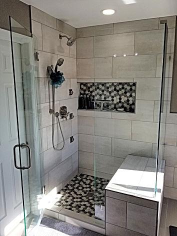 Bath remodel Lopez