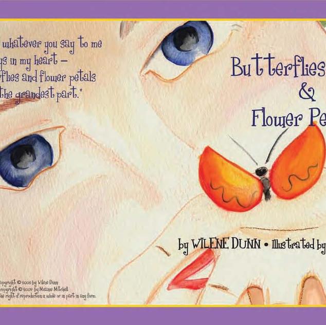 Butterflies & Flowerpetals