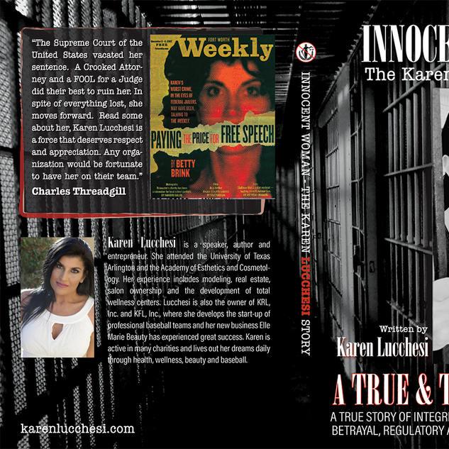 Innocent Woman - Karen Lucchesi Story