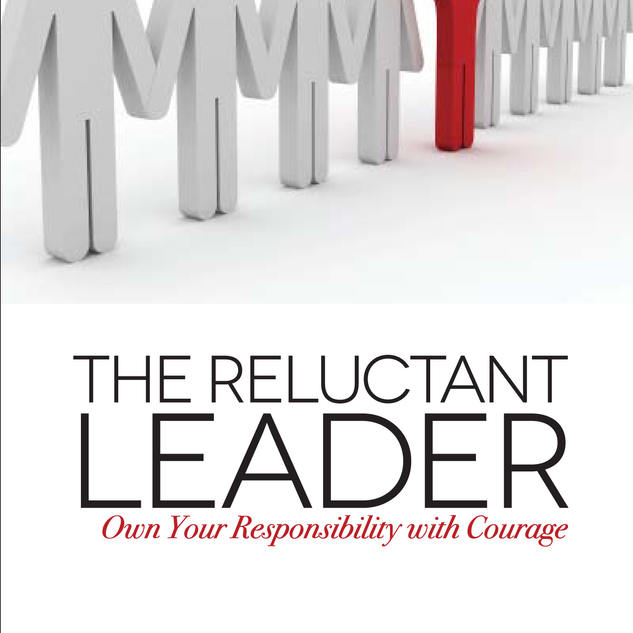 The Reluctant Leader Cover