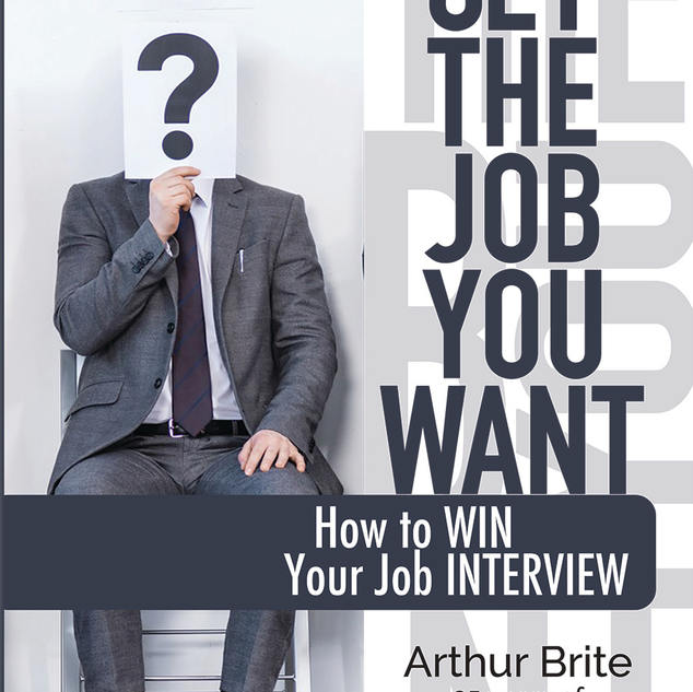 Get the Job You Want Cover