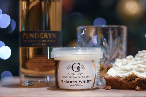 Penderyn Whisky Special Edition Soft Cheese