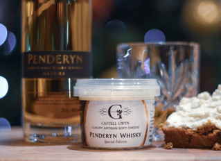 Launch weekend at Bodnant Welsh Foods