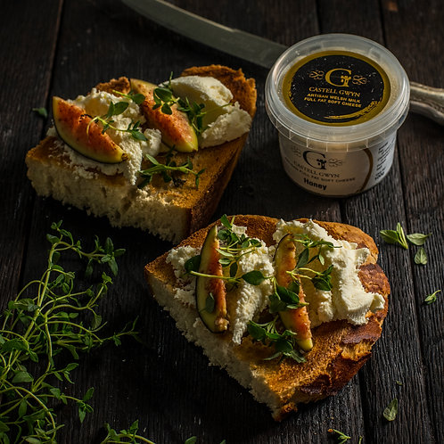 Welsh Honey Soft Cheese