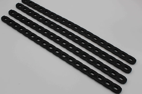 Fat Straps (extra long straps) Pack of 4